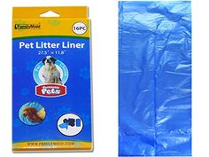 PET LITTER LINER SCENTED 16PCCB 12X275  Case of 96 -- Continue to the product at the image link.(This is an Amazon affiliate link and I receive a commission for the sales)