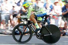 TDF 2015 stage 1 Alberto Contador (Bettini Photo):
