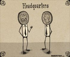 Headquarters - Brainless Tales