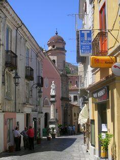 centro storico Maratea by enlo