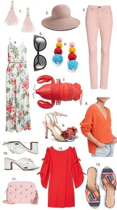 21c8422eba0 Shop the Look from FemaleJungle s Favorites on ShopStyle  My spring  wardrobe is always super colorful and energetic