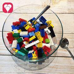 Lego Spiele Legostein Wettlauf
