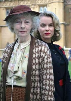 Miss Marple knew it was prudent to keep an eye on the players.
