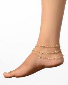Anklets Jewelry & Watches Initiative 925 Sterling Silver 10 Inch Link Anklet Ankle Beach Chain Bracelet Cable Fine