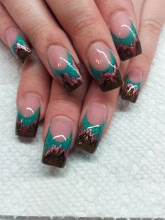 taos by safarinails - Nail Art Gallery nailartgallery.nailsmag.com by Nails Magazine www.nailsmag.com #nailart