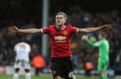 This lad is future Man Utd star!♥