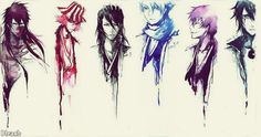 Fan Art of Bleach (manga) for fans of Bleach Anime.