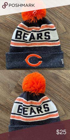 e212232f1 NWOT New Era Chicago Bears Stocking Hat NWOT never been worn New Era  Accessories Hats Chicago