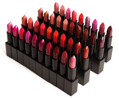 Today, I'm asking for your Best NARS Lipsticks (specific shades, please! The 10 most recommended NARS Lipsticks are listed below, and the list will Makeup Brands, Best Makeup Products, Nars Audacious Lipstick, Lipstick Photos, How To Make Lipstick, Lipstick Designs, Natural Lip Colors, Lots Of Makeup, Long Lasting Lipstick