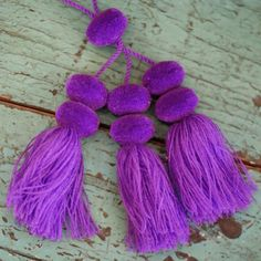 Small Wool Pom Poms, Set of 3 Doubles – Zinnia Folk Arts New Mexican, Mexican Folk Art, Mexican Textiles, Mexico Style, Mexican Designs, Zinnias, Wool, Pom Poms, Hobbies