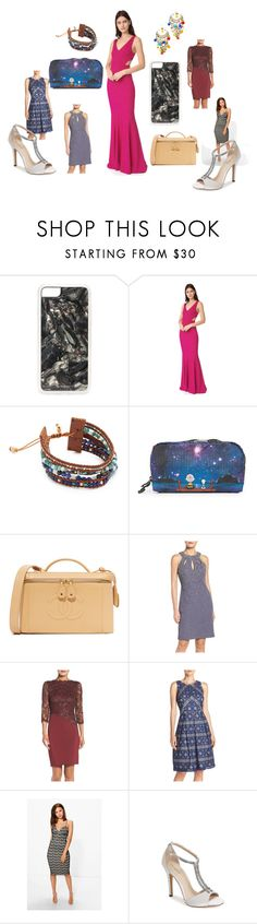 """latest fashion"" by kristen-stewart-2989 on Polyvore featuring Zero Gravity, Zac Posen, Chan Luu, LeSportsac, Eliza J, Tadashi Shoji, Boohoo, Menbur, Rosantica and vintage"