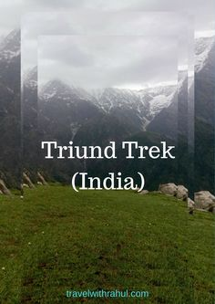 Hiking to Triund Hill is one of the best experience for any trekking lover. Triund Hill in  Himachal Pradesh is one of the most beautiful places to camp with the mesmerizing views of the Snow Capped Himalayas.