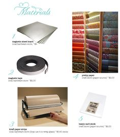 supplies for magnetic boards