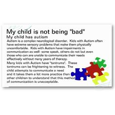 FREE printable autism information cards #MadameDealsEvents #WearTOMS #Contest @Autismunited @MDealsMedia