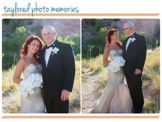 Post Wedding Session | Las Vegas Elopement | Aria Chapel | Red Rock Canyon