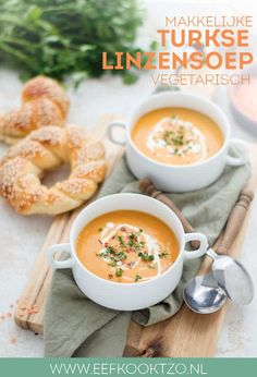 Lentil soup (Turkish lentil soup) Eef Cooks So Pureed Food Recipes, Healthy Soup Recipes, Veggie Recipes, Cooking Recipes, Easy Soups To Make, Clean Eating Diet, Best Dinner Recipes, Lentil Soup, Turkish Recipes