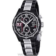 5ea98518ad94 Mens Lotus Chrono GP Marc Marquez Limited Edition Chronograph Watch  L15882 1. Relojes Lotus ...