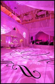 Dance floor....hit it....