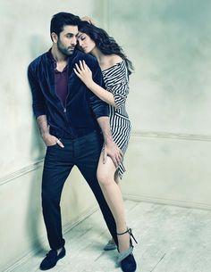 Aishwarya Rai and Ranbir Kapoor Ae dil hai mushkil photoshoot Filmfare Abhay Singh Photography