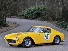 1960 Ferrari 250 GT SWB Berlinetta Competizione by Scaglietti | Villa Erba 2015 | RM Sotheby's