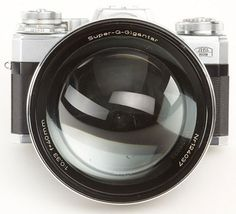 Carl Zeiss Super Q Gigantar 40mm f/0.33: The Fastest Lens Ever Made? lensfront
