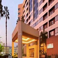 Hilton Anaheim Orange Suites Exterior
