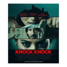 Watched from home thanks to OnDemand. Which is how I like all things Keanu! On demand! #keanureeves #knockknock #ondemand #iheartkeanu #willwatchonbigscreentoo #freakyfriday