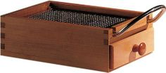 Alessi GR0115 Cheese Grater in Steel and Pear-wood . $238.00