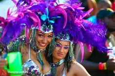 Carnival beauties