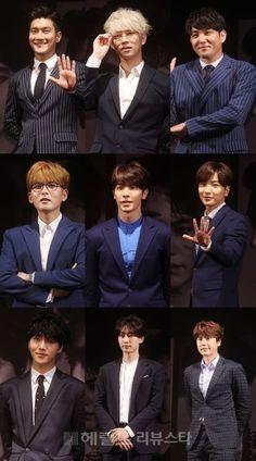 """슈퍼주니어 'DEVIL'에 美 빌보드, """"'Mr. Simple' 이래 최고의 곡"""" :: 네이버 TV연예"""