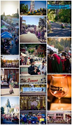 Why I love Nevada City, I made a monster list of all the many, many reasons...  start the new year off exploring some of the fabulous things to do in our community.