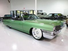 1965 Cadillac DeVille Convertible - Full Air Ride - 22..Re-pin..Brought to you by #HouseInsurance #EugeneOregon Insurance for #cars old and new.