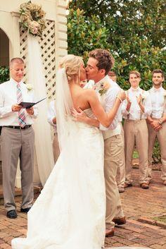 Mr. AND Mrs. Caleb Grimm!!!