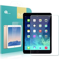 #Giveaway ! Follow @oneby1 , Pin and Like above picture,win a free #iPad Air/Air 2 Glass screen Protector!Until Sunday 9/20 .     Notice:1byone #Apple iPad Air/Air 2 Glass screen Protector $15.99, now $ 11.99 with #coupon (Amazon): 2ZNYKEKS  End Date: 10/31/2015 11:59 PM  #Free shipping with Prime or $35 order