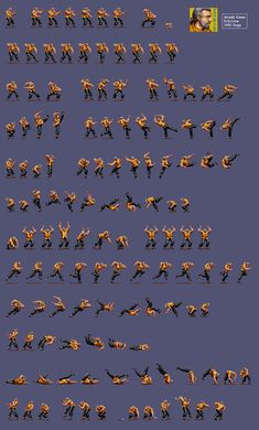 Sprite Database, Fighting Drawing, Animation Storyboard, Fighting Poses, Gung Ho, Pixel Art Games, Pixel Design, Small Drawings, Animation Tutorial