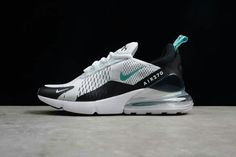 2018 Factory Authentic Men 2018 Mint Nike Air Max 270 Teal White Dusty  Cactus Black