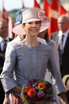 Princess Mary, 2008
