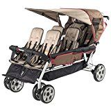 Foundation Baby Infant Carrier LX6 6-Passenger Stroller EarthScape