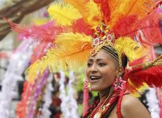Reuters coverageA performer dances at the Notting Hill Carnival in west London August 27, 2012. REUTERS-Olivia Harris