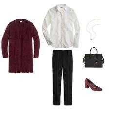 Create a Workwear Capsule Wardrobe: 10 Winter Outfits - Classy Yet Trendy Capsule Wardrobe Work, Winter Wardrobe, Dressy Outfits, Work Outfits, Business Outfits, Business Casual, Classy Yet Trendy, Fashion Capsule, Work Wear