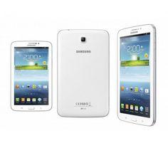 "Samsung Galaxy Tab 3 7.0 Lite Sm-t110n / 7"" / 8 Gb / Wi-fi / 2mp / Android 4.2 / Bivolt / Branco - Sm-t110n Branco. Informática - Tablet | G..."