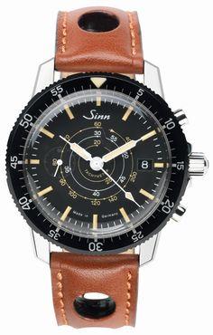 Sinn Chronograph Tachymeter Limited Edition Watch. €1350