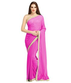 Latest Trendy Fancy Georgette Saree 7 days Easy Return, Buy Designer Saree, Georgette Saree, Embroidery Saree, Jacquard Saree, etc..