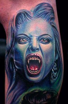 vampire tattoo (16)