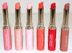 Except for the very light pink one, I want all of these for my birthday ;)