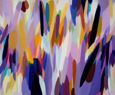 Samia Halaby - Exhibitions - Ayyam Gallery Kunstjournal Inspiration, Art Journal Inspiration, Emily Rickards, Chip Art, Art Programs, Art History, Wallpaper, Gallery, Illustration