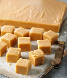 Unbelievably delicious, this fudge is silky smooth and creamy, much like the luscious light soft brown cane sugar used to make it.