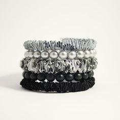 Etsy Animal prints memory wire bracelet