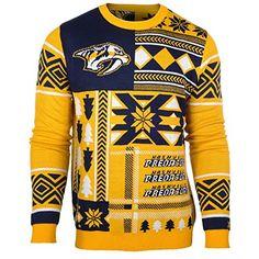 Nashville Predators Christmas Sweater