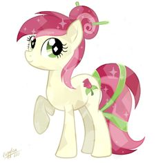 bbbff ponies | Crystal Roseluck by ~HappyKsu on deviantART